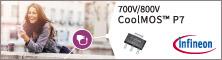 Infineon700V/800VCoolMOS™P7