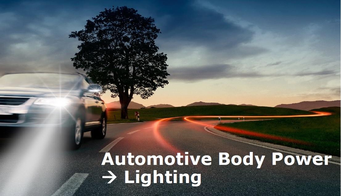 Automotive Front Light Module