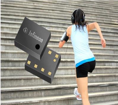 インフィニオン 高性能デジタル気圧センサーのご紹介