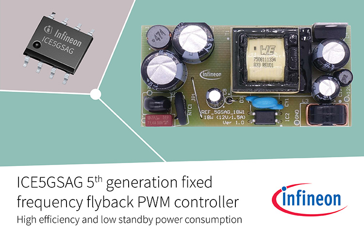 5th Generation Power IC controller.