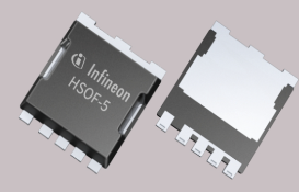 200A MOSFET in sTOLL パッケージ IAUA200N04S5N010