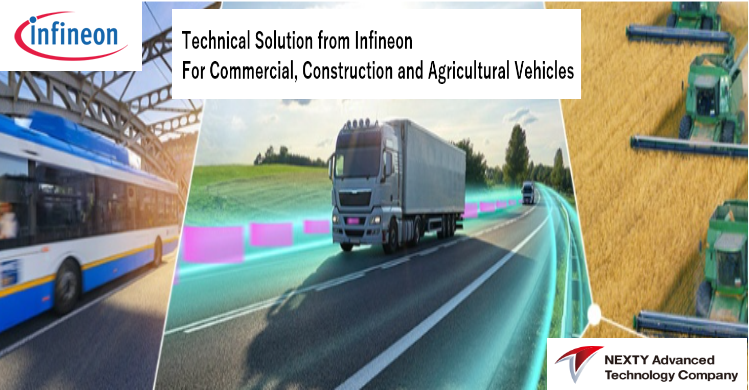 Commercial, Construction and Agricultural Vehicles (CAV)