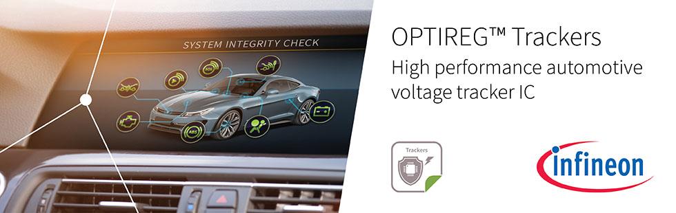 OPTIREG™ Automotive Voltage Regulators and DC/DC Converters
