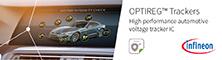 OPTIREG™ 車載用ボルテージレギュレータ、DC/DCコンバータ
