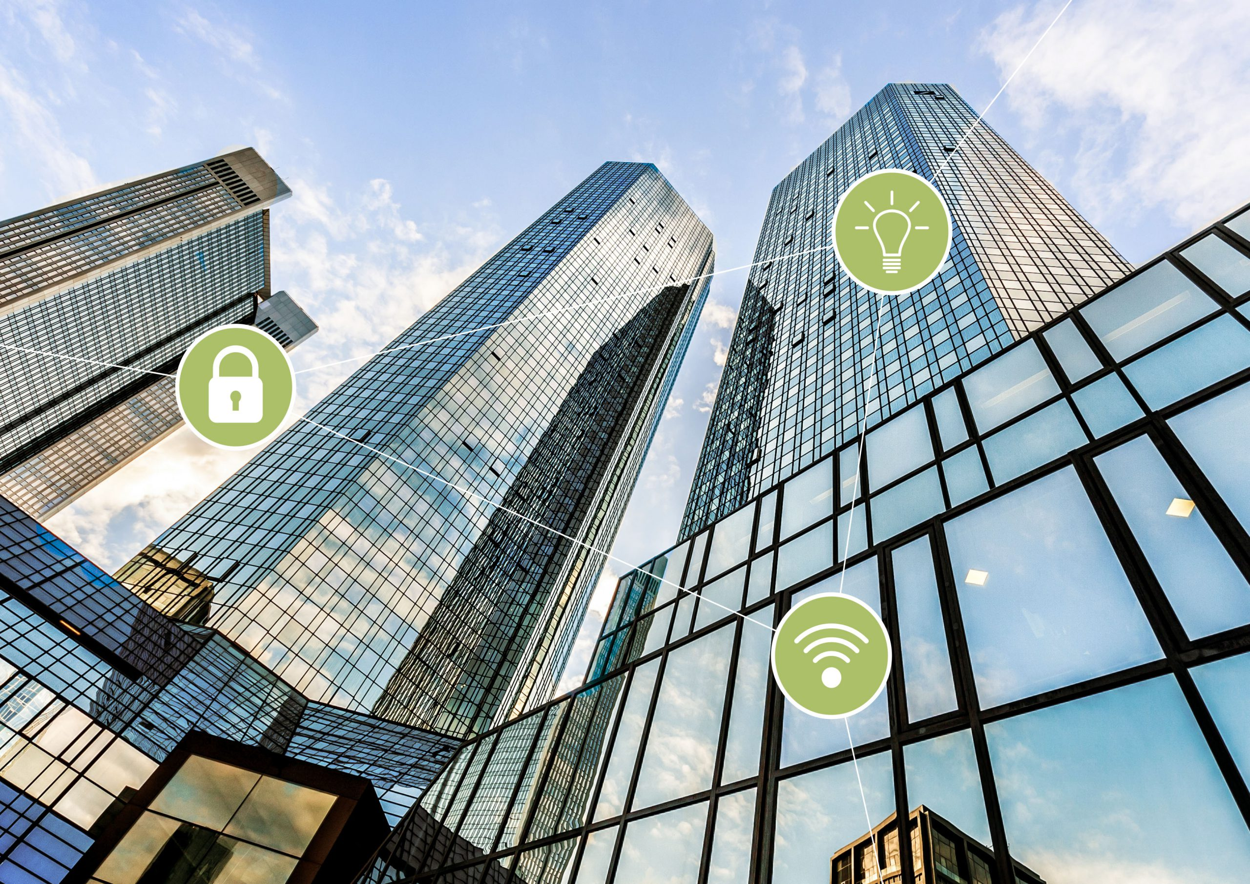 Smart building at Infineon